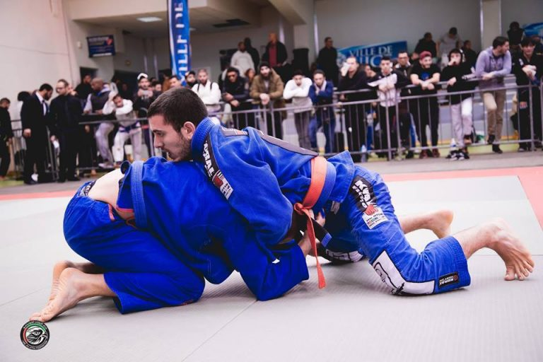 no rules bjj blue