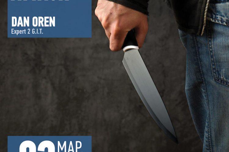 """ΣΕΜΙΝΑΡΙΟ """"CRIMINAL KNIFE ATTACK"""""""