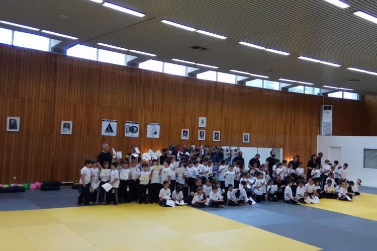 krav maga kids IKMF Diplomas